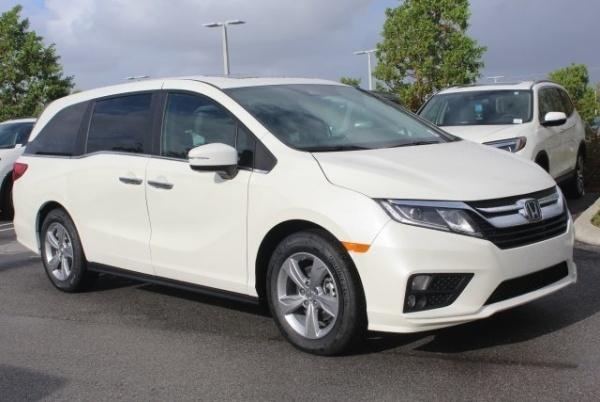 2020 Honda Odyssey in Delray Beach, FL