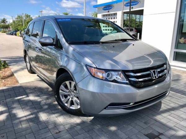 2017 Honda Odyssey in Delray Beach, FL