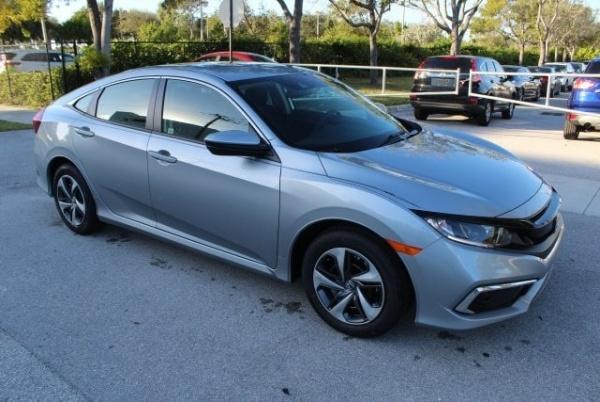 2019 Honda Civic in Delray Beach, FL