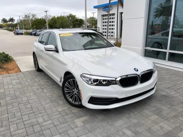 2019 BMW 5 Series in Delray Beach, FL