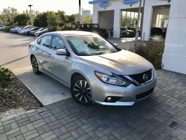 2018 Nissan Altima in Delray Beach, FL