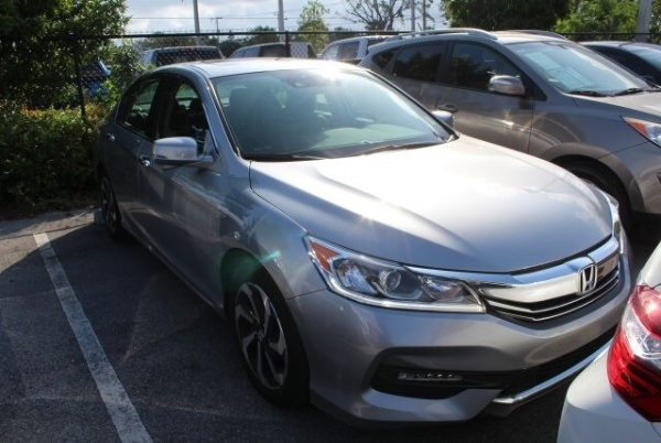 2017 Honda Accord in Delray Beach, FL