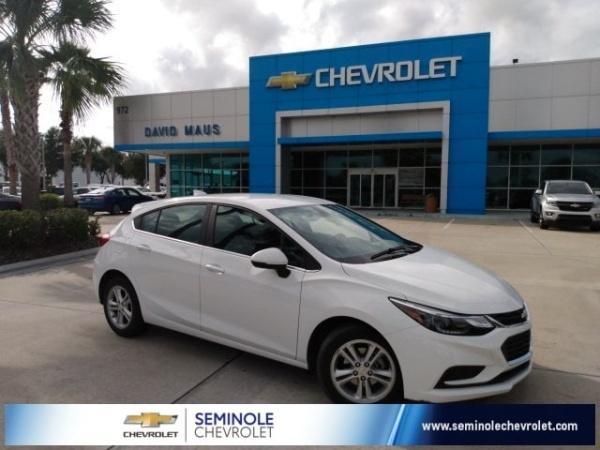 2018 Chevrolet Cruze in Sanford, FL