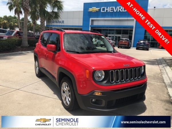 2017 Jeep Renegade in Sanford, FL