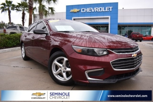 2016 Chevrolet Malibu in Sanford, FL