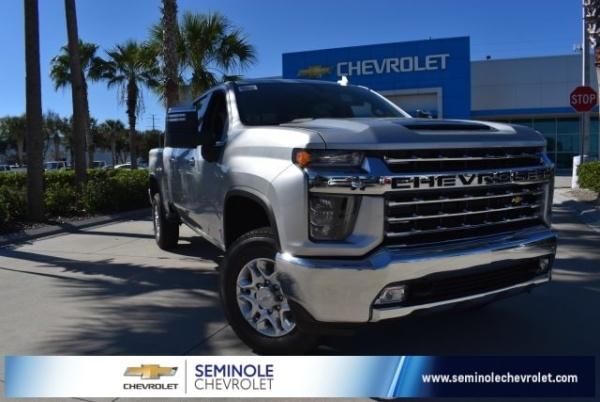2020 Chevrolet Silverado 2500HD in Sanford, FL