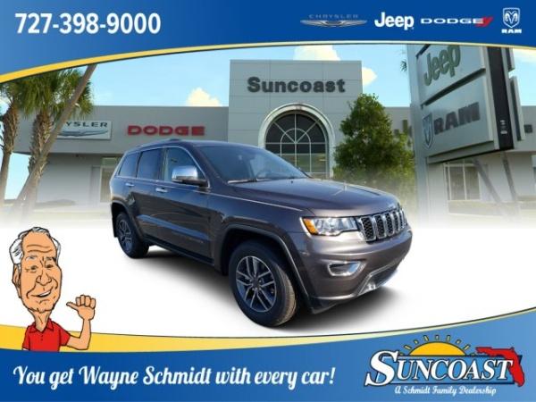 2020 Jeep Grand Cherokee in Seminole, FL
