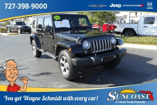 2016 Jeep Wrangler in Seminole, FL