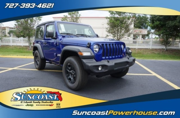 2019 Jeep Wrangler in Seminole, FL