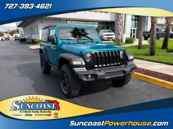 2020 Jeep Wrangler in Seminole, FL