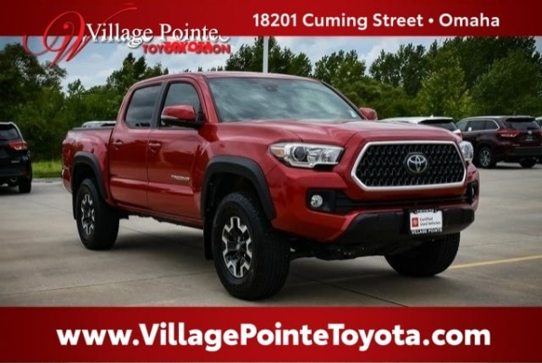 Performance Toyota Omaha >> Used Toyota Tacoma For Sale In Omaha Ne 145 Cars From