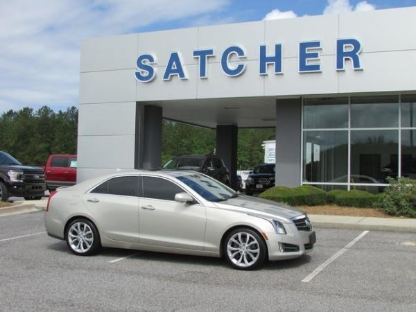 2014 Cadillac ATS in Graniteville, SC