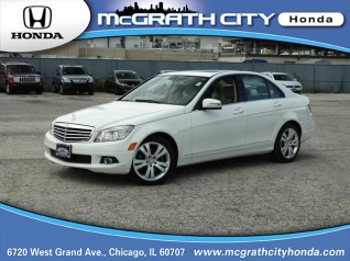 Used 2011 Mercedes Benz C Class C 300 4MATIC Luxury Sedan For Sale In