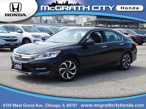 2017 Honda Accord EX-L V6