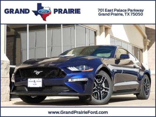 2019 Ford Mustang Gt Fastback For Sale In Grand Prairie Tx Truecar