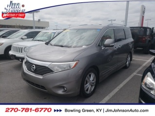 Wonderful Used 2012 Nissan Quest LE For Sale In Bowling Green, KY
