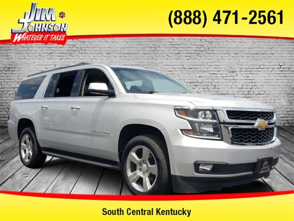 2017 Chevrolet Suburban in Bowling Green, KY
