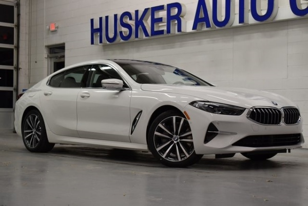 2020 BMW 8 Series in Lincoln, NE