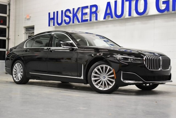 2020 BMW 7 Series in Lincoln, NE