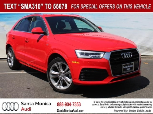 2017 Audi Q3 in Santa Monica, CA