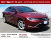 2015 Chrysler 200 Limited FWD for Sale in Santa Monica, CA