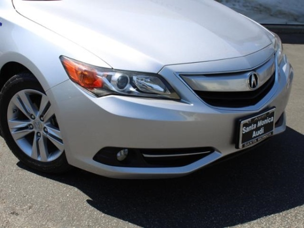 Acura Santa Monica >> 2013 Acura Ilx Hybrid 1 5l Automatic With Technology Package For