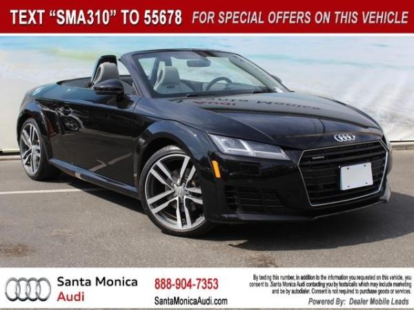 2016 Audi TT in Santa Monica, CA
