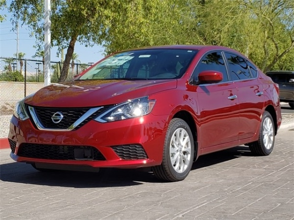 2019 Nissan Sentra in Peoria, AZ