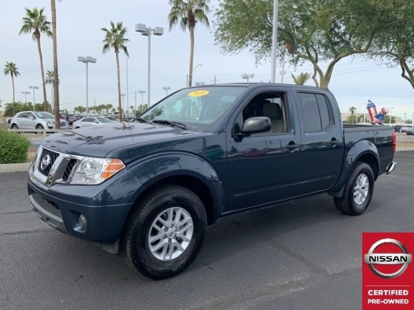 2019 Nissan Frontier in Peoria, AZ