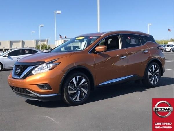 2016 Nissan Murano in Peoria, AZ