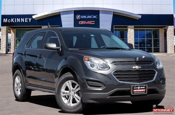 2017 Chevrolet Equinox in McKinney, TX