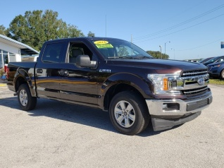 Ford F-150 XLT 2WD SuperCrew 5-5` Box