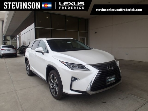 2019 Lexus RX RX 350L Luxury