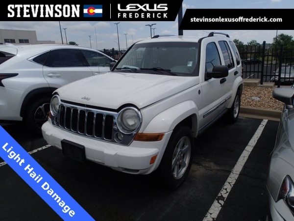 2007 Jeep Liberty in Frederick, CO
