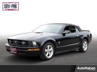 2007 Ford Mustang Premium Convertible For Sale In Hayward CA