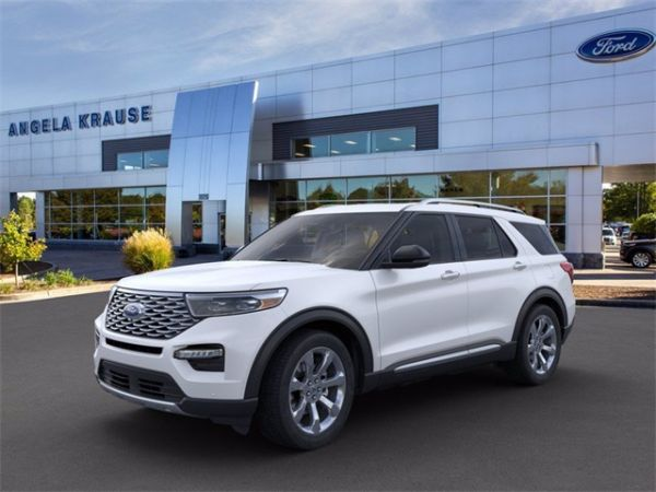 2020 Ford Explorer in Alpharetta, GA