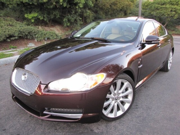 2011 Jaguar XF in Newport Beach, CA