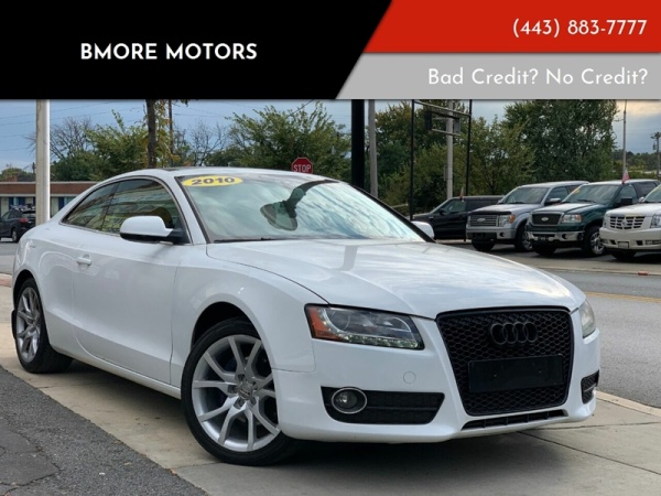 2012 Audi A5 in Baltimore, MD