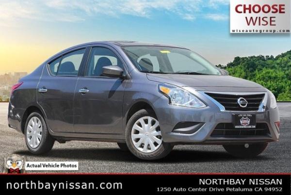 2019 Nissan Versa in Petaluma, CA