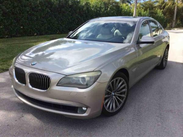 2011 BMW 7 Series in Naples, FL