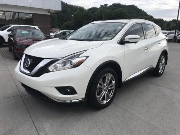 2016 Nissan Murano in Newport, TN