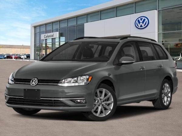 2019 Volkswagen Golf SE