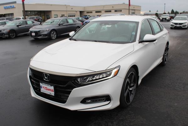 2020 Honda Accord in Burlington, WA