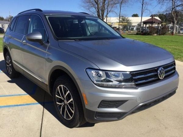2020 Volkswagen Tiguan in Fayetteville, NC