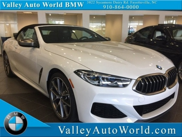 BMW Fayetteville Nc >> 2019 Bmw 8 Series M850i For Sale In Fayetteville Nc Truecar