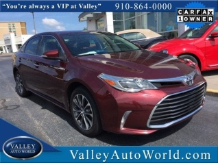 Toyota Fayetteville Nc >> Used Toyota Avalons For Sale In Fayetteville Nc Truecar