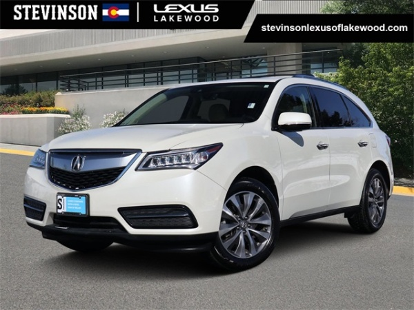 2016 Acura MDX in Lakewood, CO