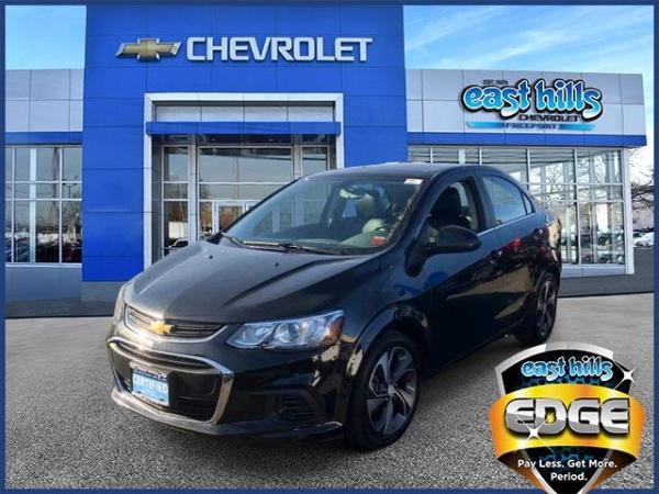 2017 Chevrolet Sonic in Freeport, NY