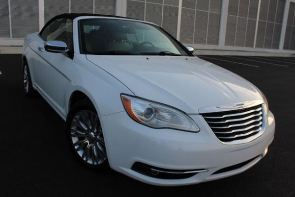 2012 Chrysler 200 in Sterling, VA