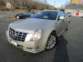 Used 2013 Cadillac Cts Coupes For Sale Search 67 Used Coupe